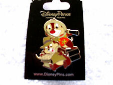 Disney * CHIP & DALE * Rescue Rangers * New on Card Character Trading Pin