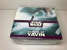 Star Wars TCG WOTC Battle Of Yavin Booster Box Of 36 Packs New Factory Sealed