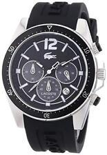 LACOSTE 2010712 Men's Watch Black Chronograph