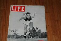 LIFE magazine August 2 1948 Mel Patton Olympics Alfred Kinsey The Andes FAST FRE