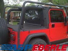 Verdeck Softtop Set Bestop Duster Windjummer 4 teilig Jeep Wrangler TJ 97-02