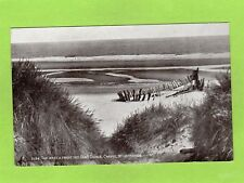 The Wreck from the Sand Dunes Chapel St Leonards  pc unused Salmon Ref E400