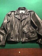 Open Road Motorcycle Jacket Custom Medium Top Of The Line Wilson Brand