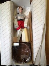 Hamilton Collection I Love Lucy - Lucy's Goes Italian Porcelain Doll~New in Box~