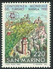 SAN MARINO - 1980 - Int. World Tourism Conference in Manila - MNH - Sc.#992