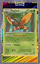 Papilord - XY10: Impact des Destins - 4/124 - Carte Pokemon Neuve Française