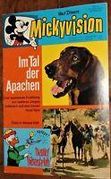 """MICKYVISION Heft 4/1964, Walt Disney -"""" Im Tal der Apachen """"- guter Zustand"""