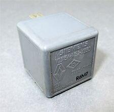 669-Renault /01-14 Multi-Use 5-Pin Grey Relay 7700421178 Siemens V23134-M52-X330
