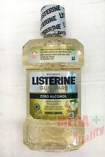 Listerine Gum Care Herbal Ginger Mouthwash Zero Alcohol 250 ml