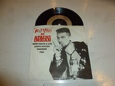 "APACHE INDIAN - Nuff Vibes EP - 1993 UK 4-track solid centre 7"" vinyl EP"