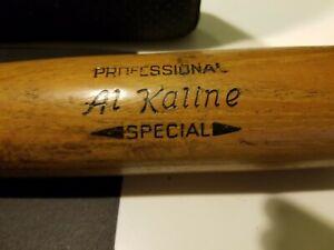Vintage Baseball Bat Al Kaline Professional Special Rawlings #1005 --#4 on Bott