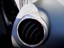 D Peugeot 107 Chrom Ring für Lüftungsschacht - Edelstahl poliert