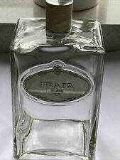 More details for jumbo display bottle 750ml prada infusion empty used display only