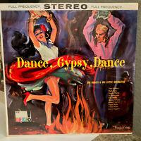 "DANCE, GYPSY, DANCE Compilation (1960's) - 12"" Vinyl Record LP - SEALED"