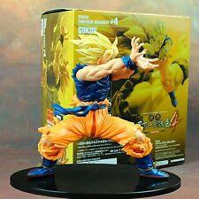 Figurine Anime Dragon Ball Z Son Goku Super Saiyan PVC 18Cm Collection in box