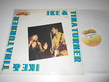 LP/IKE & TINA TURNER/SUPER STAR/SU-1035 FOC + Booklet FOC italy