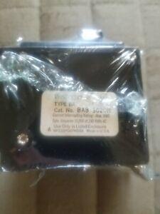 BAB3020H Westinghouse 3POLE 20AMP 240V Circuit breaker