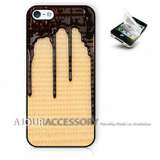 """Crazy! Chocolate Waffle iPhone 6 (4.7"""") Print Case Cover A2153 B"""