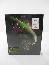 New Sealed Alien Anthology Blu Ray Movie 6 Disc Boxed Set