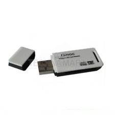 SD SDHC MMC USB Memory Card Reader Writer for Nikon Digital SLR Cameras