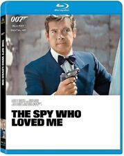 The Spy Who Loved Me BLU-RAY NEW