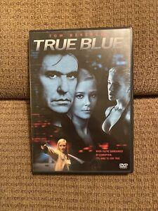 True Blue DVD 2002 Crime Adventure Mob Tom Berenger **Movie With Case**