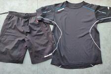 Babolat Boys Sports T-Shirt/Shorts, age 12-14