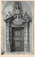 B64687 Staromestska Radnice Maramorovy portal vstupu do mistnosti  czech