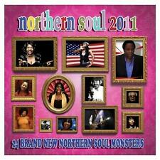 NORTHERN SOUL 2011 - 24 New Northern Soul Monsters NEW & SEALED CD (Centre City)