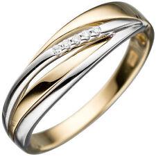 SI2 Echte Diamanten-Ringe für Verlobung und Damen
