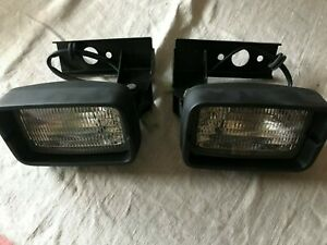 ford new holland  40 series tractor work lamps un used pair