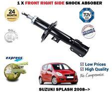 FOR SUZUKI SPLASH 1.0 1.2 1.3 CDTI VVT 2008-->ON NEW FRONT RIGHT SHOCK ABSORBER