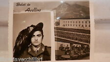 Vecchia foto SCUOLA CARRISTI AVELLINO Bren Carrier Esercito Italiano Reggimento