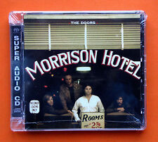 The Doors , Morrison Hotel ( CD_Super Audio CD_Analogue Productions )