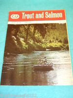TROUT AND SALMON - AUG 1974 VOL 20 # 230