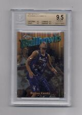 MARCUS CAMBY 1997-98 TOPPS FINEST GOLD #159 BGS 9.5 GEM MINT
