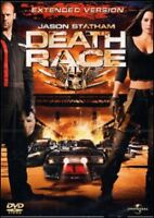 Dvd **DEATH RACE 01** con Jason Statham extended version nuovo 2008