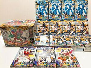 Power Rangers RYUSOULGER Mini Pla All Complete 23 BOX NEW Bandai Japan FedEx F/S