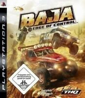 PS3 / Sony Playstation 3 Spiel - BAJA: Edge of Control DEUTSCH mit OVP