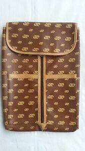 Pierre Cardin Hemd Tasche Reise Hemdentasche vintage Kleidersack travel bag
