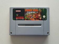 DONKEY KONG COUNTRY DKC  SUPER NINTENDO nintendo game PAL nes