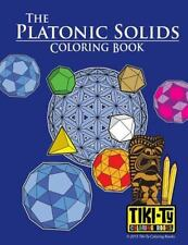 Platonic Solids Coloring Book: By Rea, Tyler