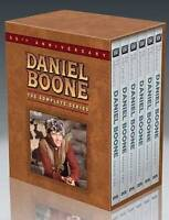 Daniel Boone: The Complete Series (DVD, 2014, 36-Disc Set)         **US SELLER**