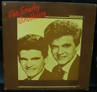 THE EVERLY BROTHERS - ROOTS - LP  1973 WARNER BROS. K36002 UK ISSUE
