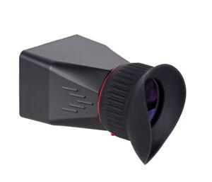 "LCD Displaylupe 3"" für Canon EOS 50D, 5D Mark II & 7D Sucherlupe Viewfinder"