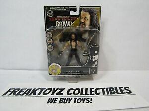 WWE Build N' Brawl Undertaker Wrestling Jakks Pacific Series 7