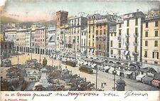Br35295 Genova Piazza Caricamento italy