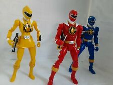 power rangers dino thunder trio