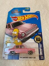 New listing Hot Wheels Simpsons Family Car
