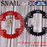 Narrow Wide Chainring 30-52T 104BCD MTB Bike Sprocket Round Oval Chainwheel CNC